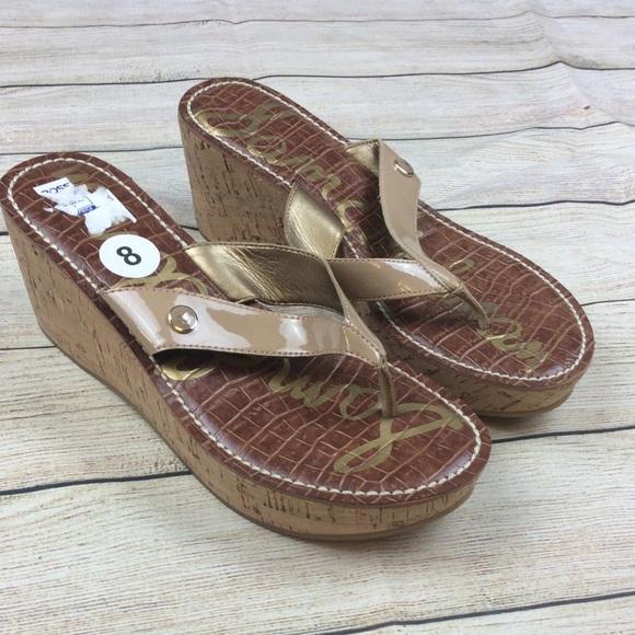 54addc8b4135 M 5bf8a4188158b5b753985e11. Other Shoes you may like. Sam Edelman wedges